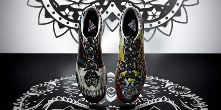 Adidas F50 Adizero Tattoo LOVE voetbalschoenen Voetbal
