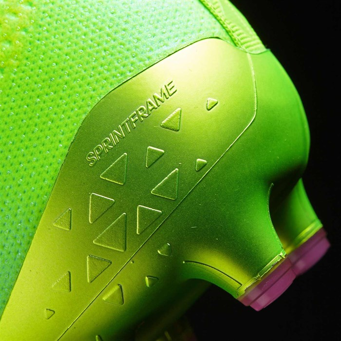 Groene Adidas Ace 16+ Pure Control Voetbalschoenen 7