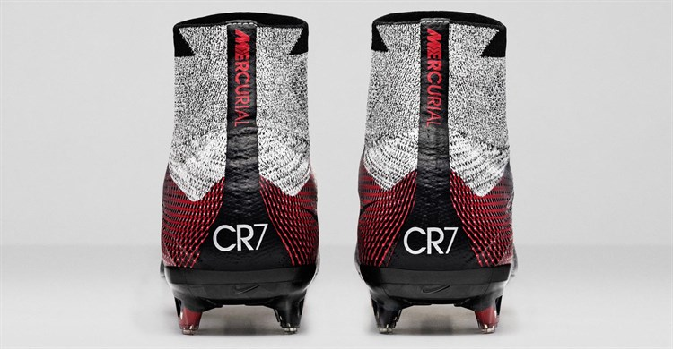 Paarse Nike Mercurial Superfly CR7 Quinhentos vo Voetbal