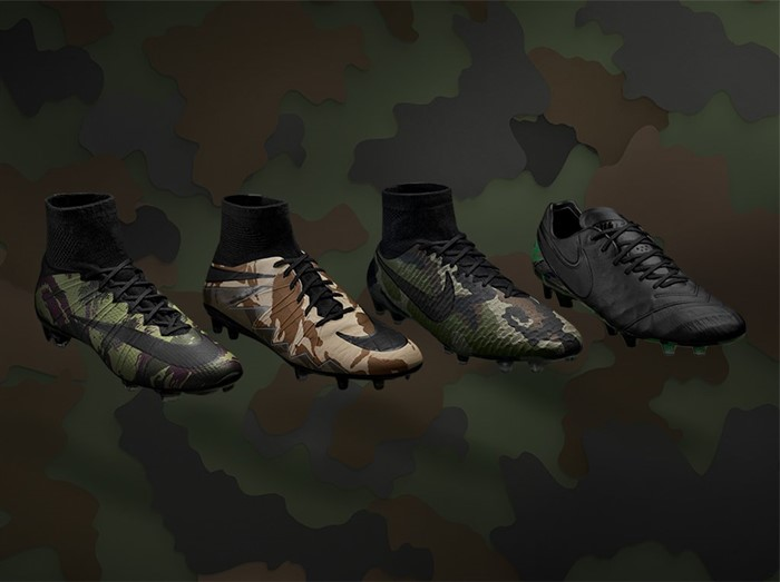 Nike Camouflage voetbalschoenen pack Voetbal schoenen.eu