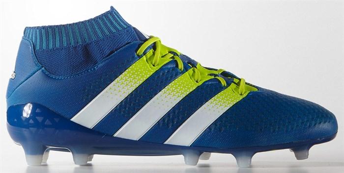 voetbalschoenen adidas blauw