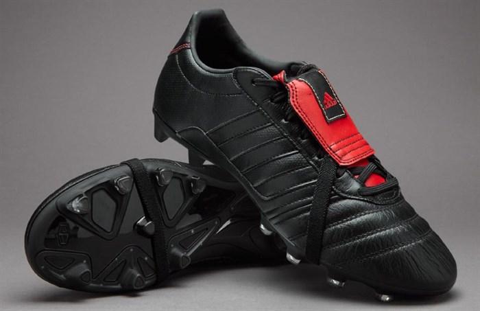 37b8b975a60 Zwart-rode adidas Gloro 15.1 voetbalschoenen - Voetbal-schoenen.eu