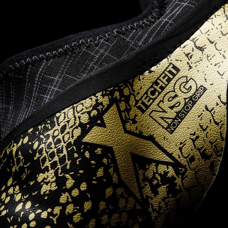 Zwarte adidas X16.1 Stellar Pack voetbalschoenen Voetbal