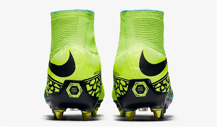 1feafebc936 Nike Hypervenom Phantom II Anti Clog voetbalscho - Voetbal-schoenen.eu