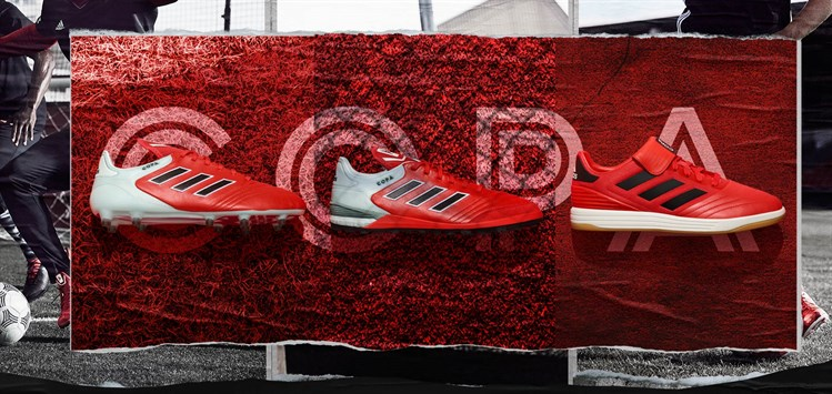 Red -limited -edition -adidas -copa -17-voetbalschoenen