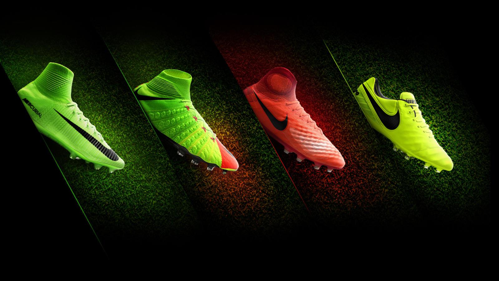 Nike Radiation Flare Pack flitst binnenkort op d - Voetbal ... Бутсы Nike 2014