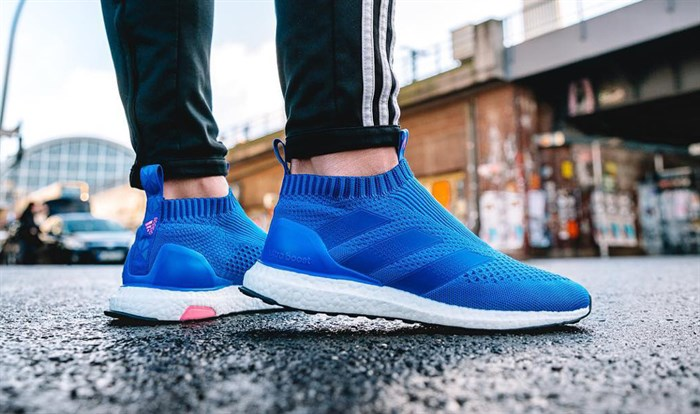 designer fashion 2558d 21a04 Blue -blast -adidas -ace -16-purecontrol -ultra -boost -