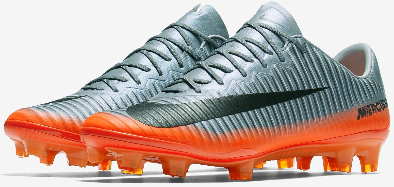 Zilveren Nike Mercurial Vapor XI CHAPTER 4 Ronal Voetbal