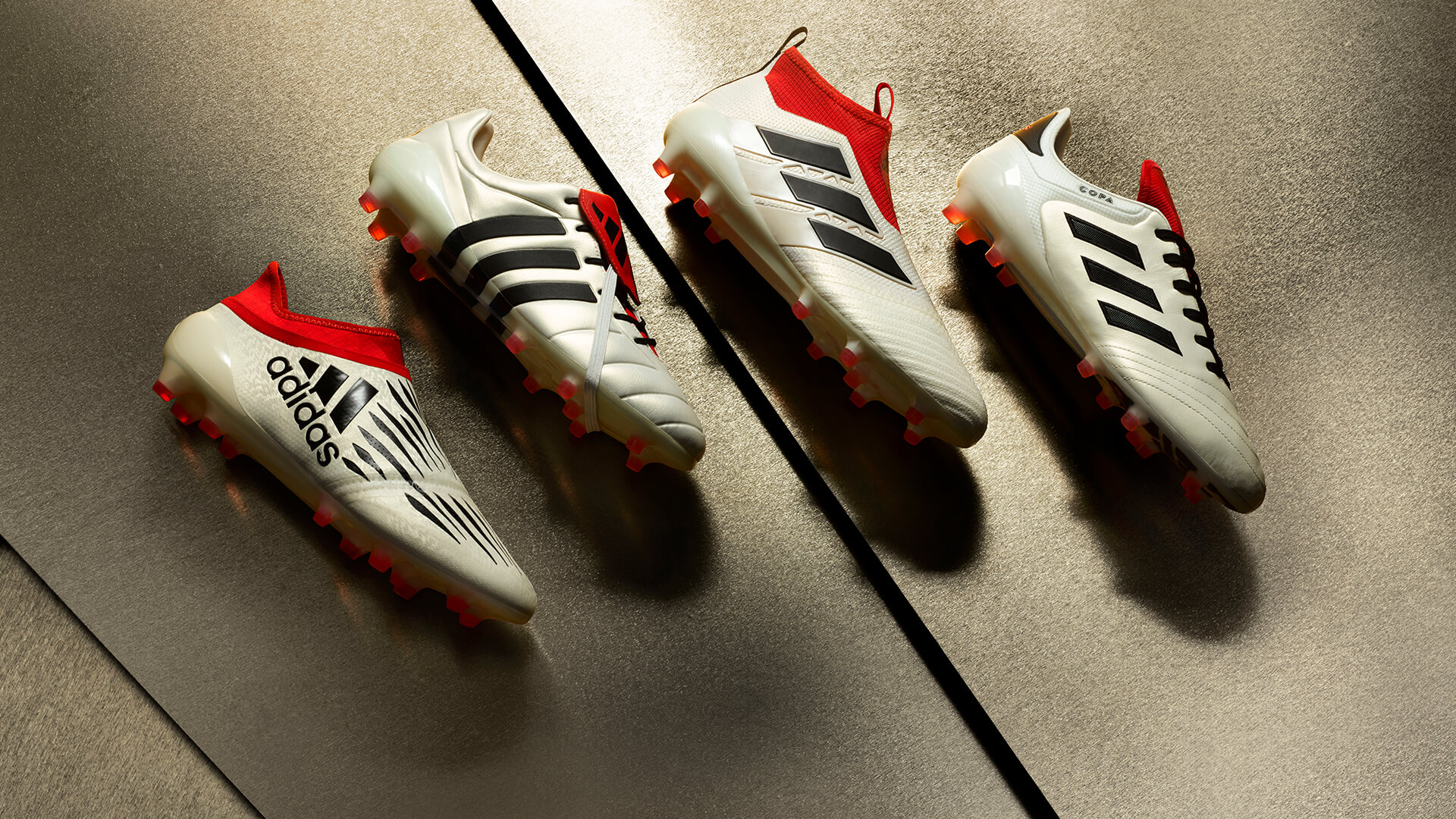 innovative design af303 d7e39 adidas ACE 17+ PURECONTROL CHAMPAGNE voetbalscho - Voetbal ...