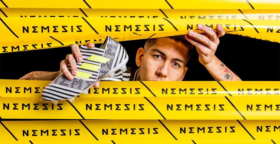 Review van de adidas Nemeziz 17+ 360Agility Dust Storm |