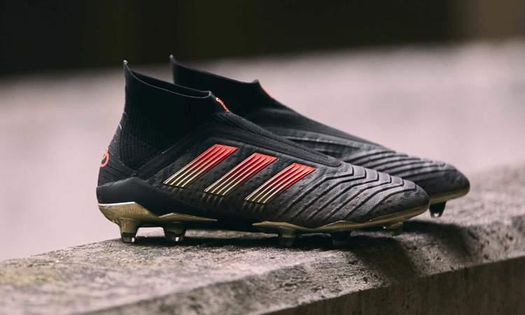 the latest b63ad 40ef8 Adidas heeft deze week voor de vierde keer in de geschiedenis nieuwe adidas  Predator voetbalschoenen voor Paul Pogba gepresenteerd.