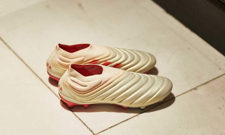 ffa3e0a18db De adidas COPA 19+ voetbalschoenen zonder veters - Voetbal-schoenen.eu