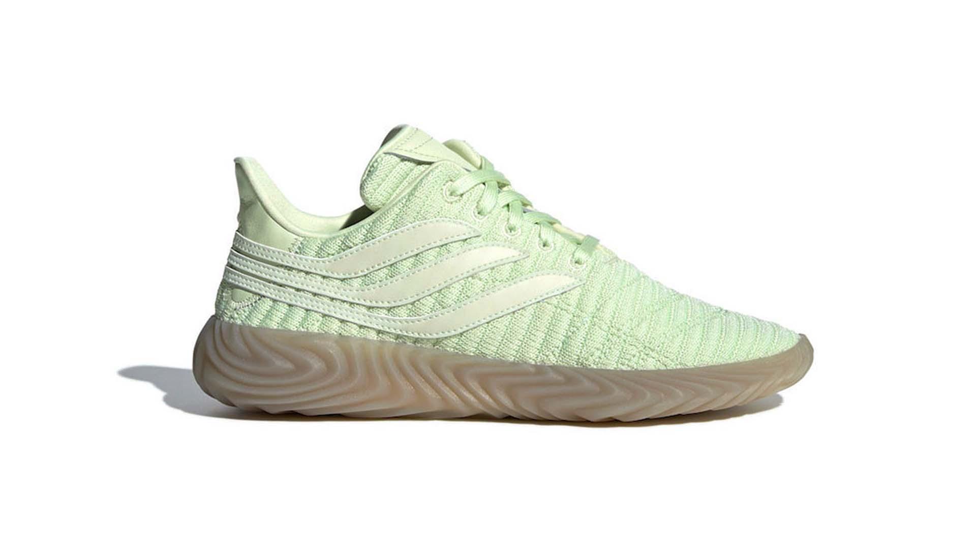 adidas schoenen mint groen