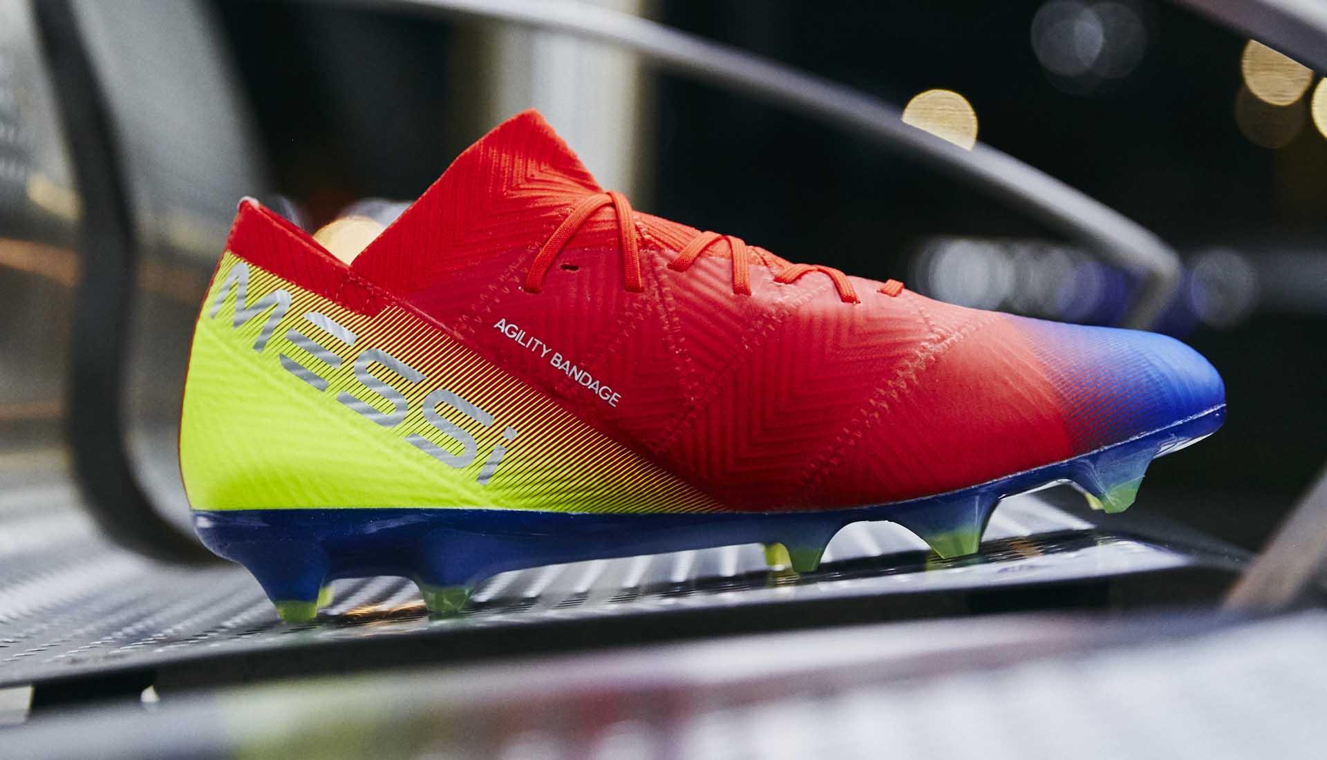 adidas voetbalschoenen licht blauw