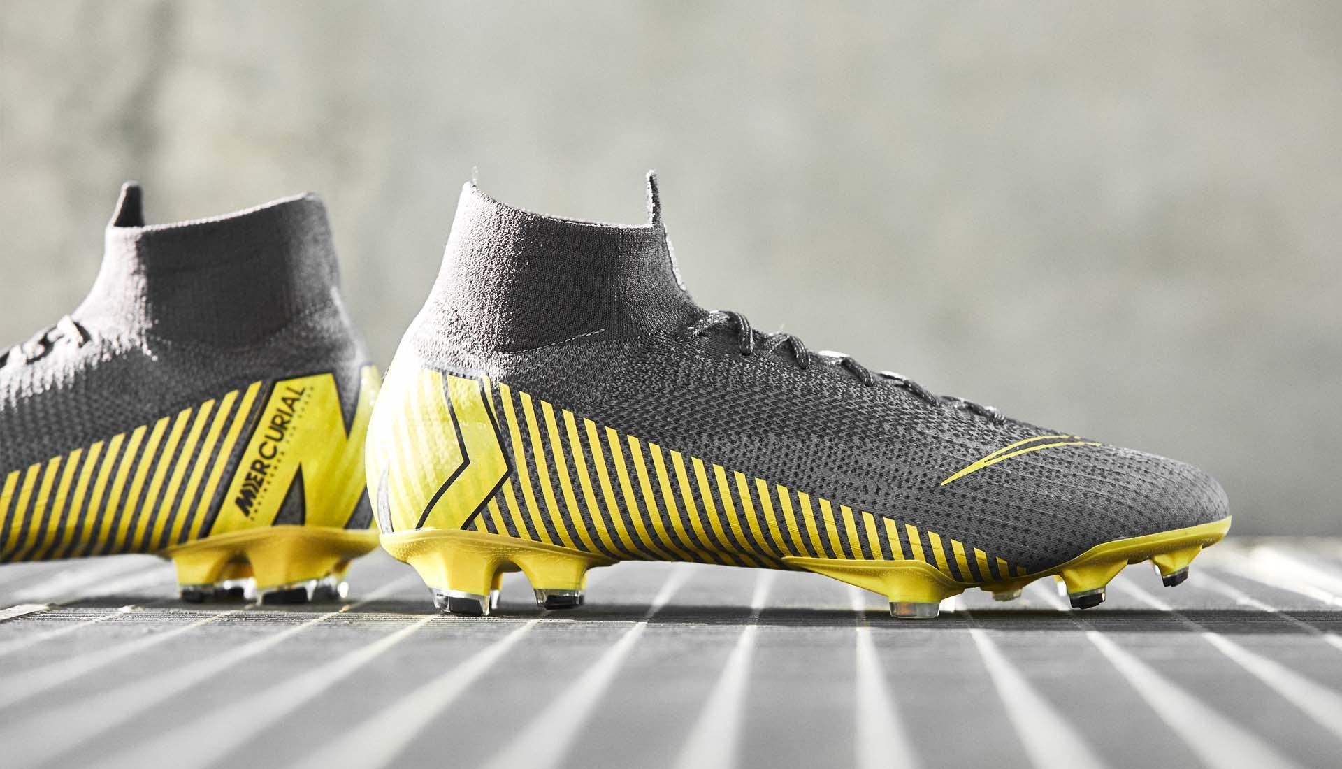Voetbalschoenen El Ghazi Voetbal schoenen.eu