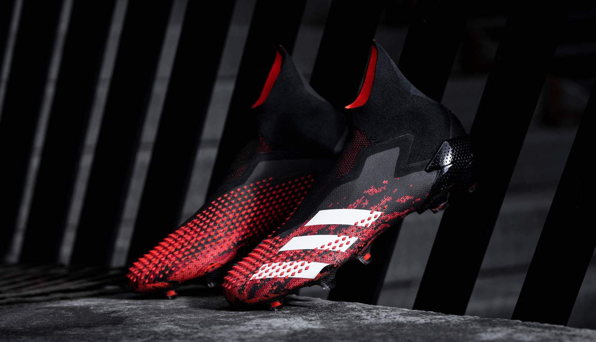 Welke voetballers dragen welke adidas Predator v Voetbal